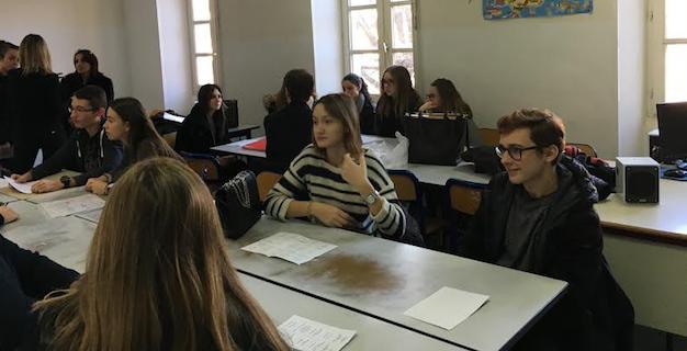 Ajaccio : Deuxième  forum des métiers à Saint-Paul