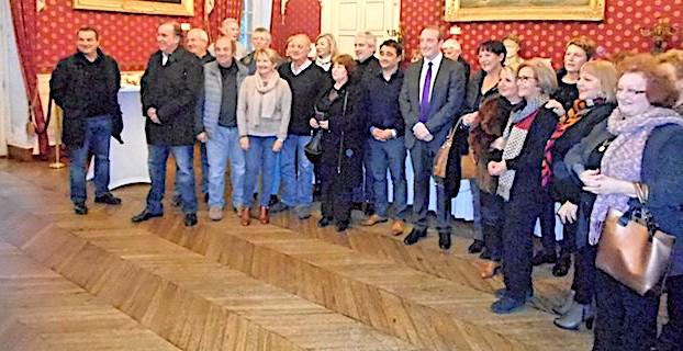 Ville d'Ajaccio : Vingt-six jeunes retraités honorés