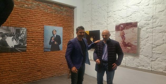 Luc Mondoloni et le Professeur Laurent Lantieri
