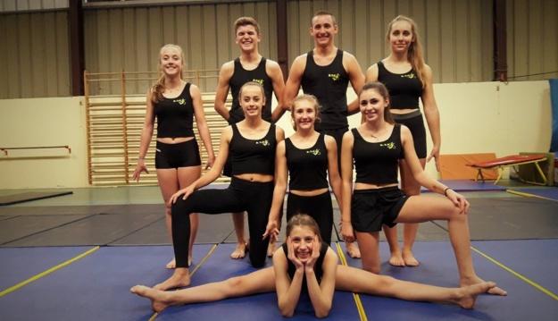 Le Bastia Team Gym fait toujours plus d'adeptes