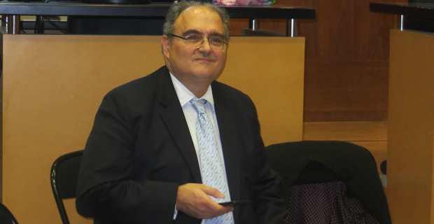 Le député Paul Giacobbi pendant le procès des gîtes ruraux qui a eu lieu fin novembre.