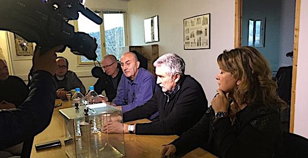Paul Lions à la tête du Pôle d'Equilibre territorial et rural du Pays de Balagne