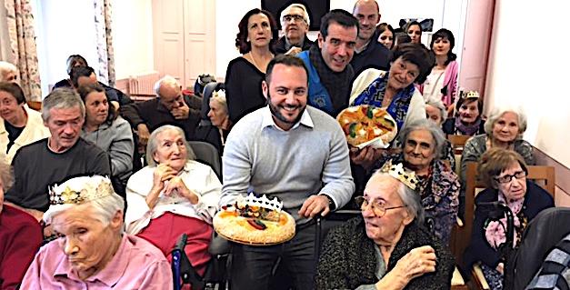 Bastia : La galette du cœur des Disciples d'Escoffier à la Sainte-Famille