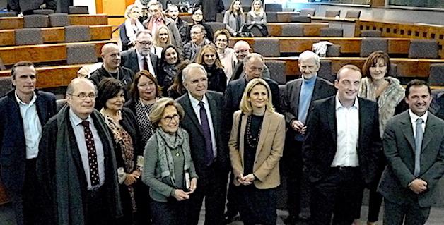La mise en place du comité de pilotage local de la fédération européenne des cités napoléonniennes a eu lieu jeudi matin à Ajaccio