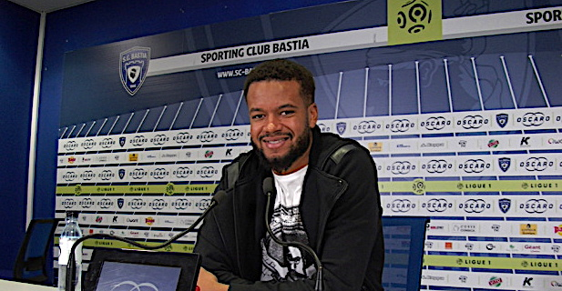 Nicolas Saint Ruf, nouveau défenseur du SC Bastia