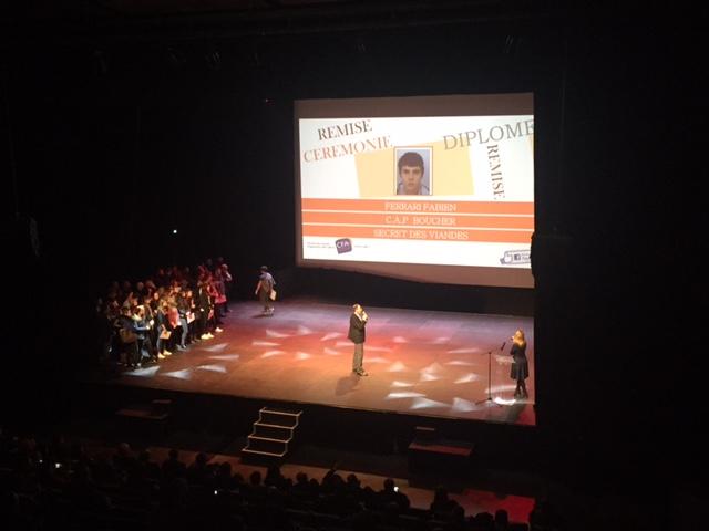 Quand apprentissage rime avec excellence : Le CFA de Haute-Corse récompense 236 lauréats
