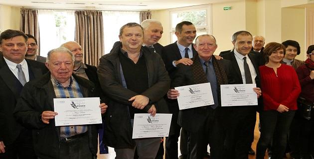 Remise des prix littéraires de la Collectivité territoriale de Corse l