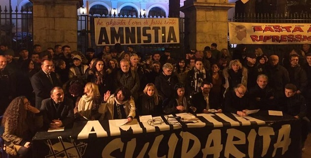 Situations carcérales des prisonniers politiques corses : L'Associu Sulidarità dénonce
