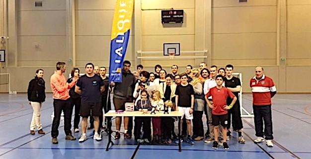 Calvi : Un tournoi de Badminton au profit de la Ligue contre le Cancer