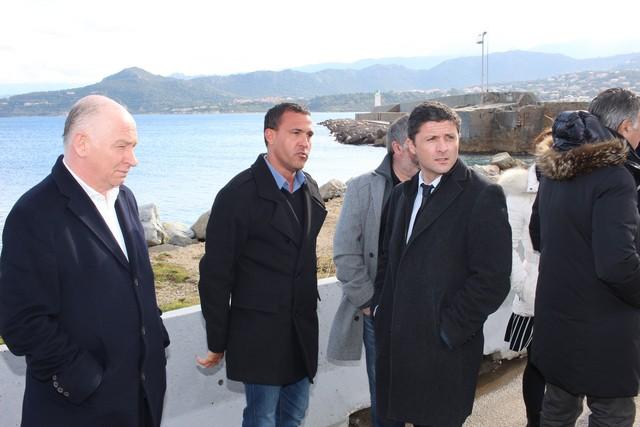 Un projet de 8,5 M€ pour le développement du port de commerce de L'Ile-Rousse