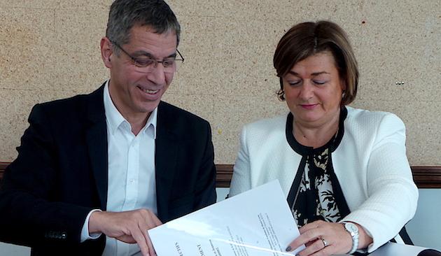 CAF-Ville de Bastia : Un nouveau contrat enfance-jeunesse pour 4 ans