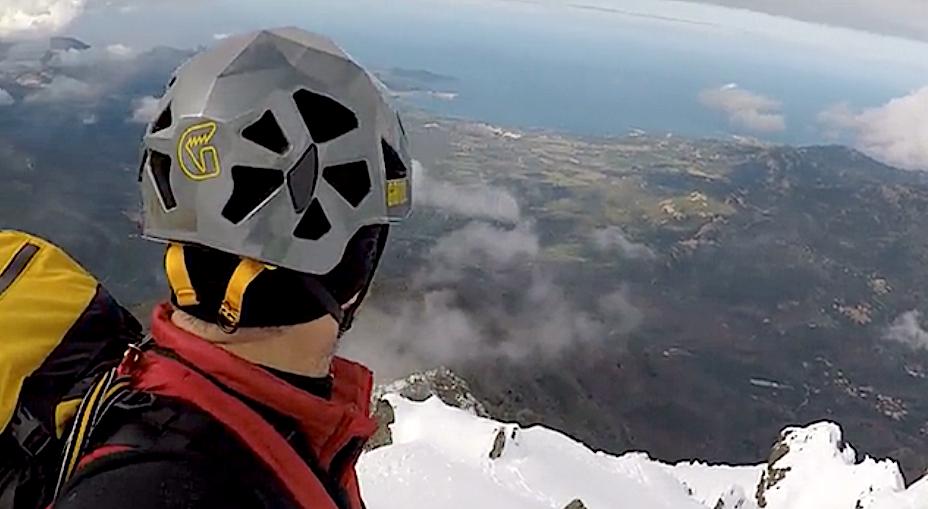 Ascension du Monte Grossu (1 937 m) : Les belles images…