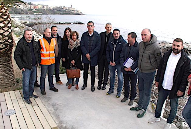 """Bastia : Le projet """"Spassimare"""" fait son chemin"""