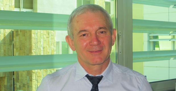 François Orlandi, président du Conseil départemental de Haute-Corse.