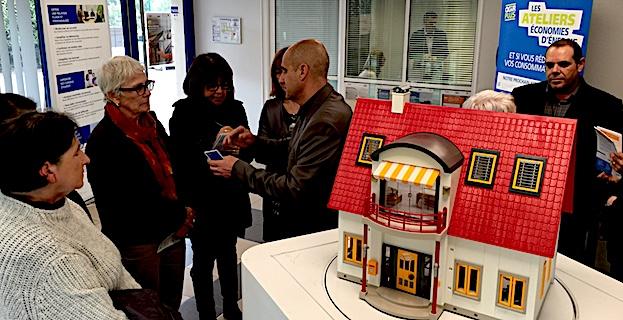 economie d 39 nergie edf organise des ateliers pour ses clients. Black Bedroom Furniture Sets. Home Design Ideas