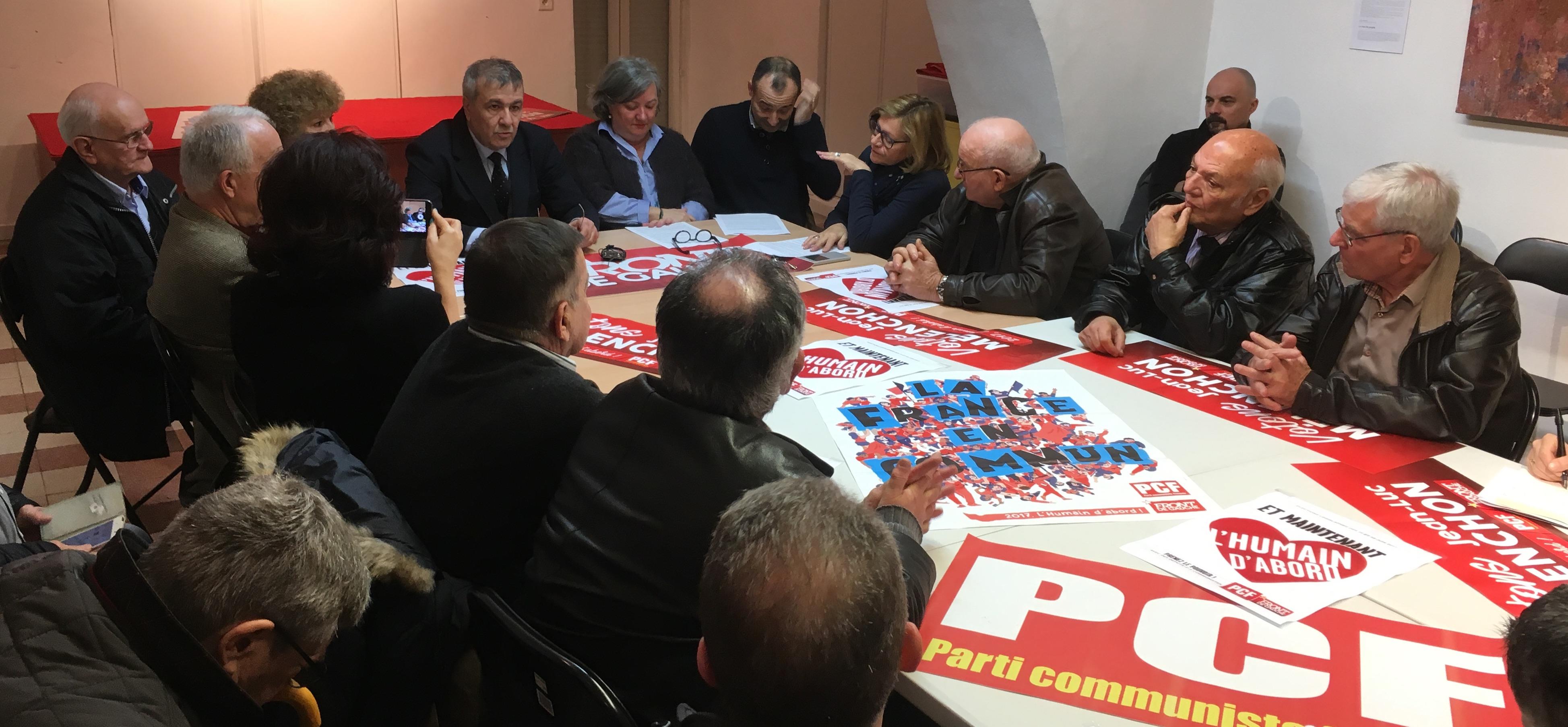 Législatives : Les communistes présents en Haute-Corse