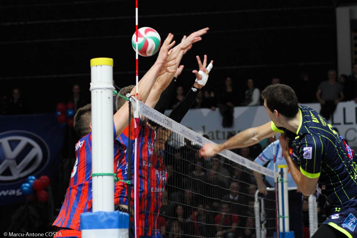 Coupe de France de Volley- GFCA-Toulouse (3-0) :  Ils l'ont fait !