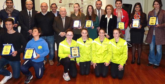 Mouflons d'Or 2016 : Les lauréats reçus à l'Assemblée de Corse