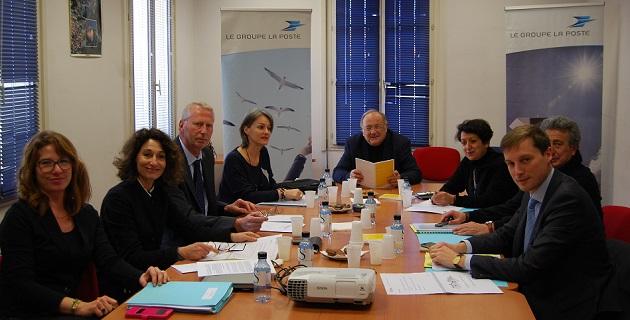 Ajaccio : Présentation du 4ème contrat de présence postale 2017-2019