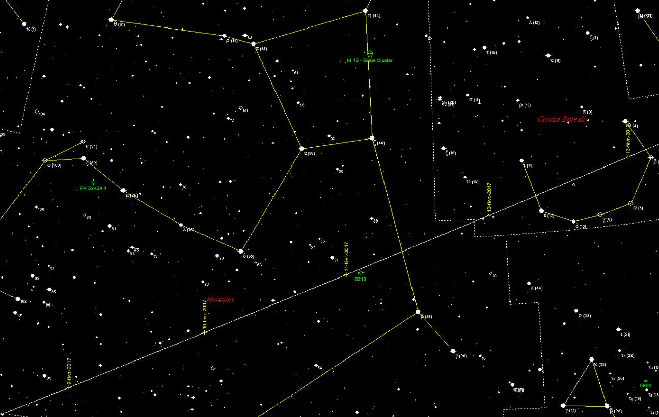 Astronomie : Eclipse et comète cette nuit