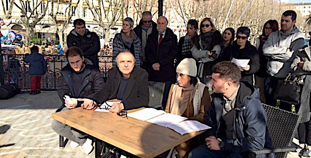 """Affaire Reims - Bastia : Le collectif Ghjustizia et Verità per i Nostri  et la LDH toujours plus en quête de """"vérité et justice"""""""