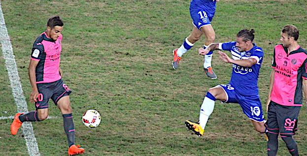 Une nouvelle défaite et deux nouvelles expulsions pour le Sporting à Toulouse