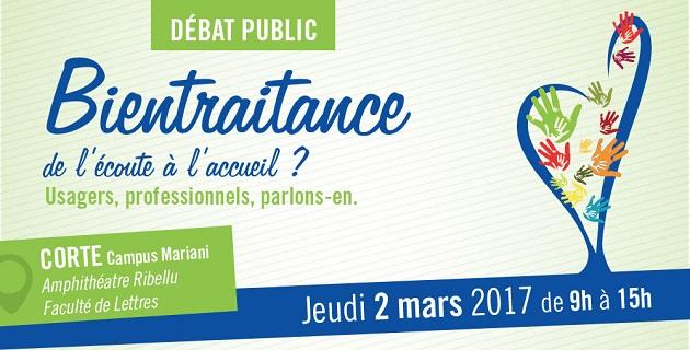 Conférence régionale de la Santé et de l'Autonomie (CRSA) le 2 mars à Corte