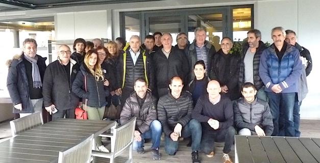 comité directeur de la Ligue Corse des Rallyes