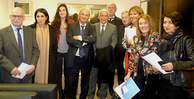 Air Corsica « soigne » sa clientèle : L'Aria Serena ouvre sa structure à Marseille-Marignane