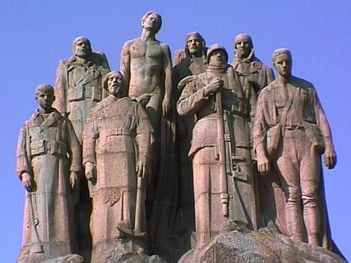 Le monument des fantômes de Paul Landowski. (DR)