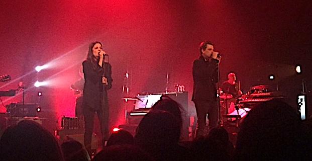 Benjamin Biolay à Bastia avec Chiara Mastroianni : Un concert intense et puissant