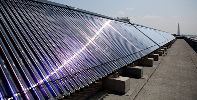 Une charte pour relancer le solaire thermique en Corse