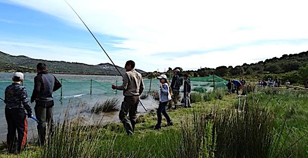 Création de l'école de pêche Balagne-Environnement