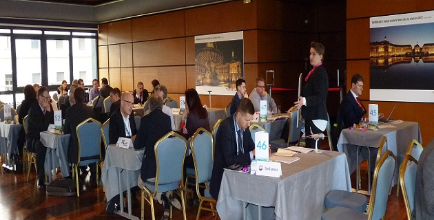 14ème  Connect au Palais des Congrès d'Ajaccio : Ouvrir et pérenniser les lignes aériennes