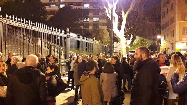 Bastia : Rinnovu manifeste pour Felix Benedetti
