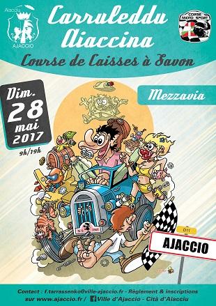 Le 1er grand prix de Carruleddu d'Ajaccio-Mezzavia déboule le 28 mai prochain