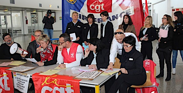 Comptoir vente air france de calvi la cgt refuse la fermeture et annonce des actions - Comptoir air france toulouse ...
