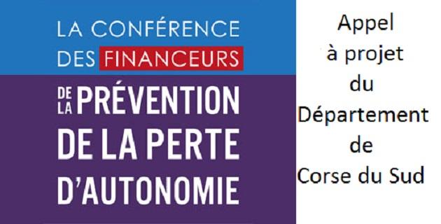 Nouvelles du Département de la Corse-du-Sud :  Prévention de la perte d'autonomie