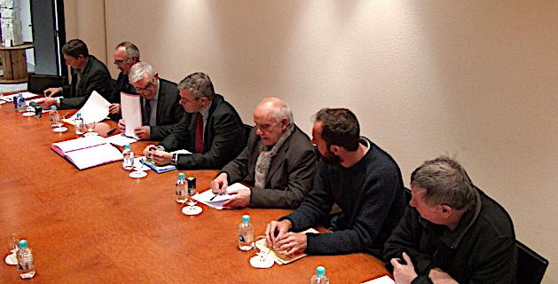 Bastia : Signature de la convention pour le Grand Site de Patrimonio