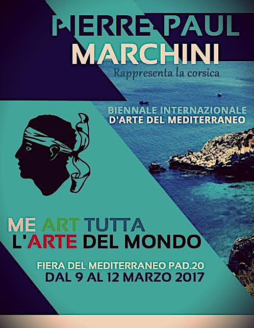 Pierre-Paul Marchini ambassadeur de la Corse à Palerme