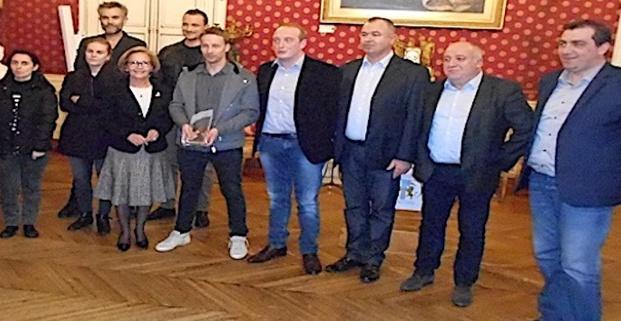 """2ème prix de la réussite de la Ville d'Ajaccio : """"Libertee Group"""" à l'honneur"""