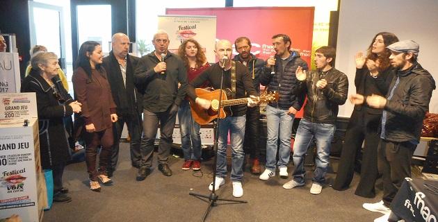 2ème Festival «Il était une voix en Corse», les derniers réglages