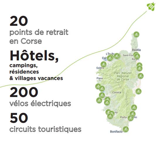 APPeBIKE: Le vélo et la découverte de la Corse accessibles à tous via une application