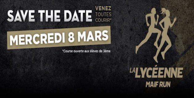 « La Lycéenne MAIF Run » le 8 Mars : A Ajaccio aussi