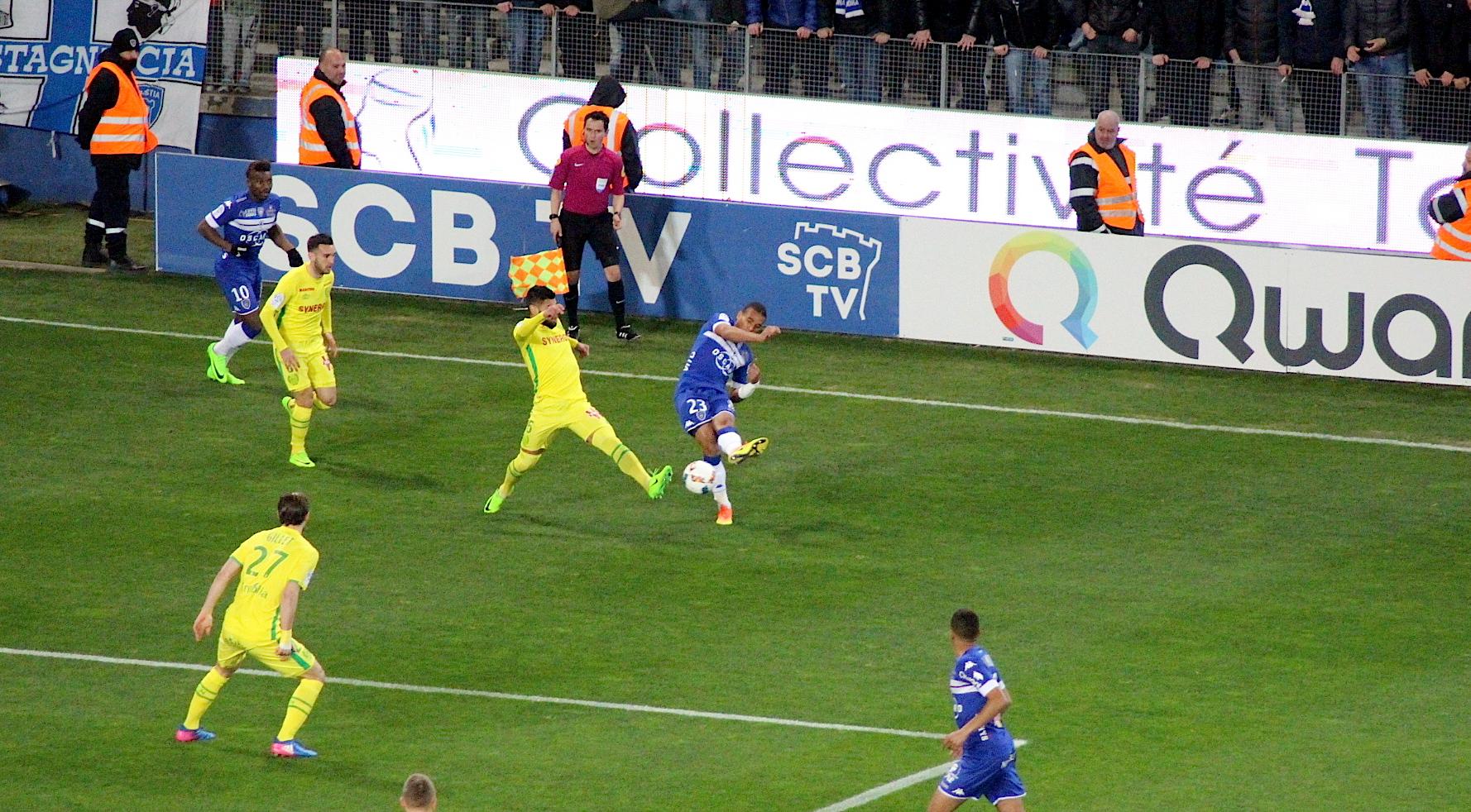Le Sporting mène puis se fait rejoindre sur le fil (2-2)