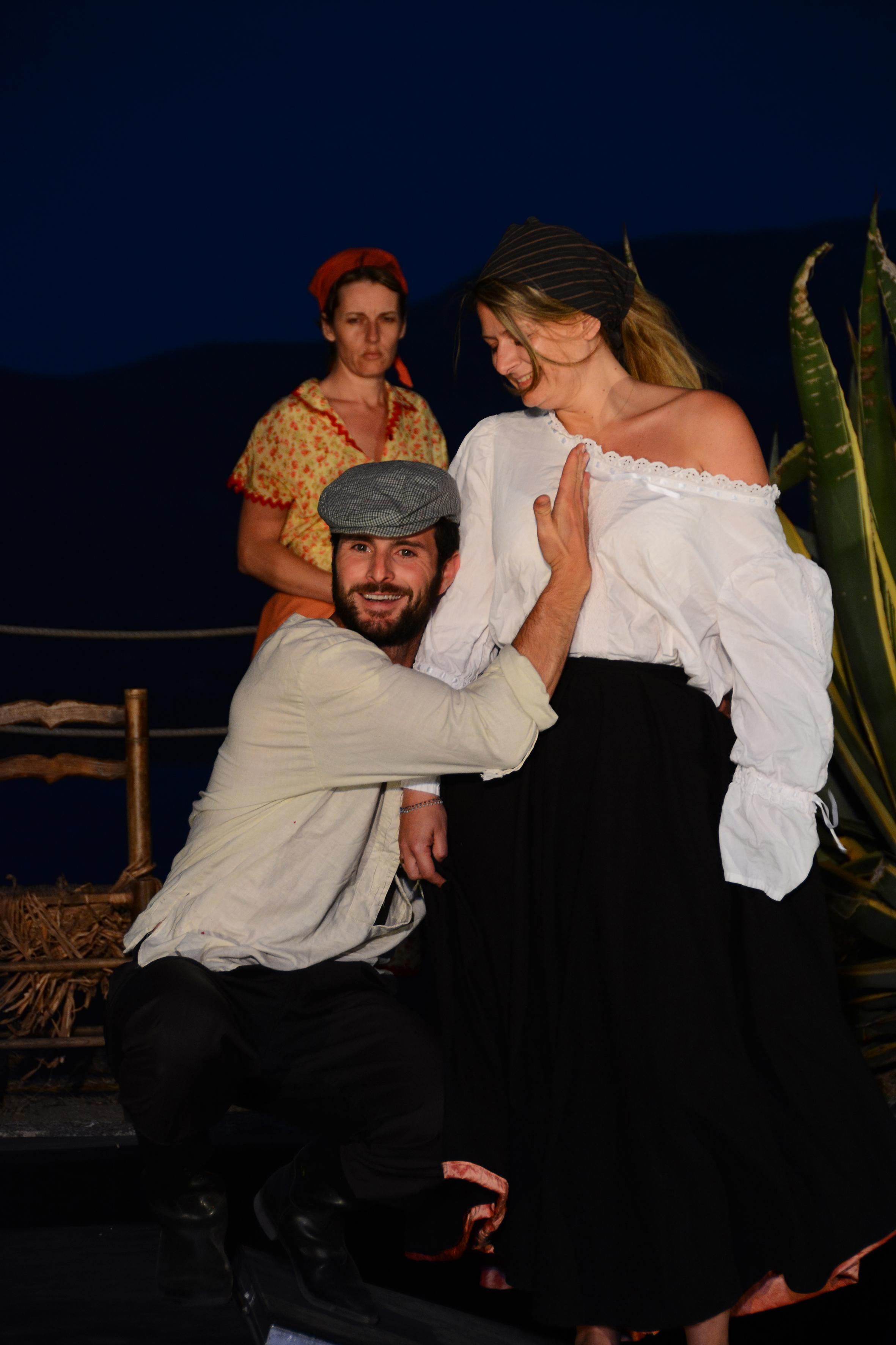 """Avec """"E Teatrale"""", c'est parti pour 8 jours de théâtre non stop à Bastia"""