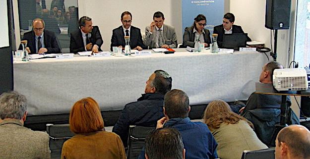 Communauté d'agglo de Bastia : Vers la mise en place d'une stratégie locale de gestion du risque inondation