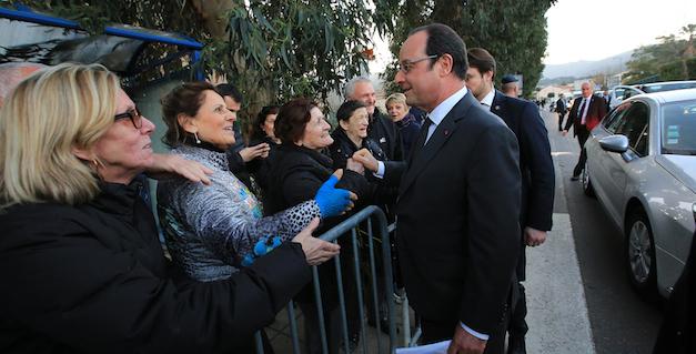""""""" Ce que nous n'avons pas pu dire à François Hollande"""""""