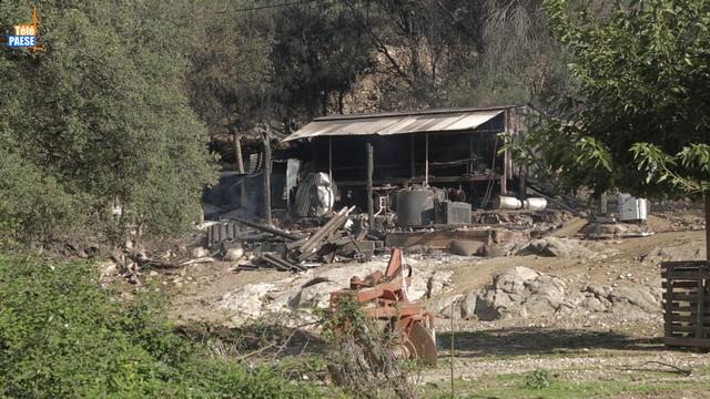 Après la bergerie en novembre 2016, c'est son véhicule qui a été incendié dans la nuit de samedi à dimanche