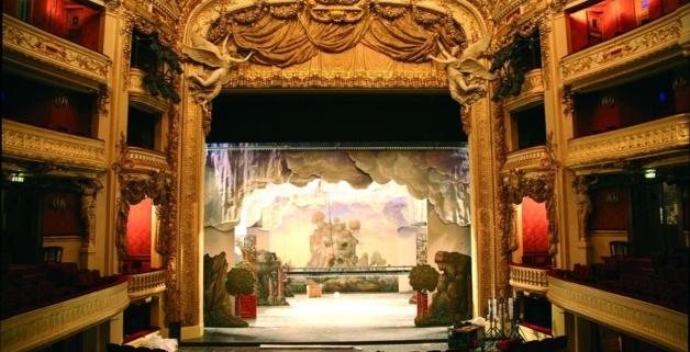 Bastia copine avec l'Opéra Comique
